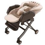赤ちゃんが泣き止んでくれる椅子《新生児頃~使用可能》