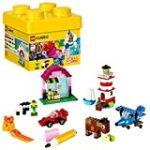 【レビュー】レゴ 黄色のアイデアボックス 10692を買ってみた【知育】